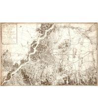 Nachdrucke historischer Karten Wien und der Umliegenden Gegenden - Reprint 1791 Freytag-Berndt und ARTARIA