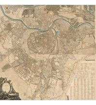 Nachdrucke historischer Karten K.K. Haupt und Residenzstadt - Reprint 1797 Freytag-Berndt und ARTARIA