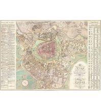 Nachdrucke historischer Karten Haupt und Residenz Stadt Wien - Reprint 1824 Freytag-Berndt und ARTARIA