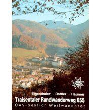 Weitwandern Traisentaler Rundwanderweg 655 Österr.Alpenverein Sek.WW