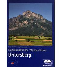 Wanderführer Naturkundlicher Wanderführer Untersberg Österreichischer Alpenverein