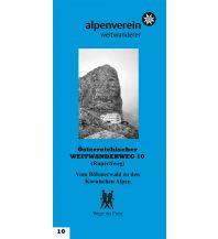 Weitwandern Rupertiweg - Führer zum Österreichischen Weitwanderweg 10 Österr.Alpenverein Sek.WW