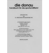 Revierführer Binnen 13. Ergänzungslieferung 2018 / Knotzinger - Die Donau - Handbuch für die Sportschifffahrt Motorboot-Sportverband für Österreich (MSVÖ