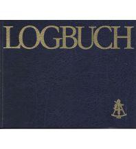 Logbücher Sportschiffahrts Verlag - Logbuch für Segelyachten blau - Querformat Sportschiffahrts Verlag GmbH.
