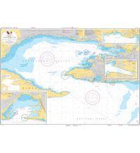 Seekarten Kroatische Seekarte 47 - Split - Kastelanski Zaljev 1:15.000 Hrvatski Hidrografski Institut Repubika Hrvatska