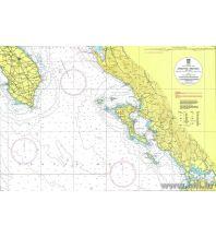 Seekarten Kroatische Seekarte 300-37 Otranto - Preveza 1:300.000 Hrvatski Hidrografski Institut Repubika Hrvatska