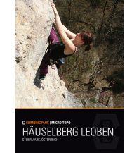 Sportkletterführer Österreich Climbing.Plus Micro Topo Häuselberg Leoben Climbing.Plus