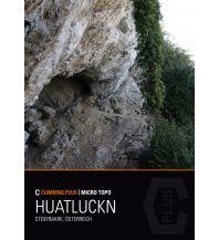 Sportkletterführer Österreich Climbing.Plus Micro Topo Huatluckn Climbing.Plus