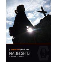 Sportkletterführer Österreich Climbing.Plus Micro Topo Nadelspitz Climbing.Plus