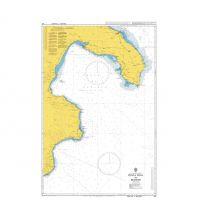 Seekarten Italien British Admiralty Seekarte 187 - Punta Stilo to Brindisi 1:300.000 The UK Hydrographic Office