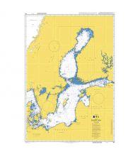 Seekarten Schweden British Admiralty Seekarte 259, Baltic Sea/Ostsee 1:1.500.000 The UK Hydrographic Office