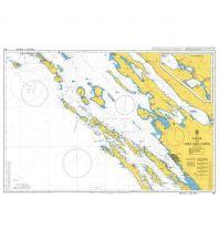 Seekarten British Admiralty Seekarte 515 - Zadar to L. Mali Losinj 1:100.000 The UK Hydrographic Office