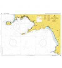 Seekarten British Admiralty Seekarte 908 - Golfo di Napoli and Golfo di Salerno 1:100.000 The UK Hydrographic Office