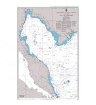 Seekarten British Admiralty Seekarte 2414 - Singapore to Song Sai Gon and the Gulf of Thailand 1:1.500.000 The UK Hydrographic Office
