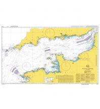 Seekarten British Admiralty Seekarte 2675 - English Channel 1:500.000 The UK Hydrographic Office
