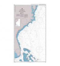 Seekarten British Admirality Seekarte 2710, Delaware Bay to Street of Florida 1:1.500.000 The UK Hydrographic Office