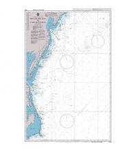 Seekarten British Admiralty Seekarte 2861 - Delaware Bay to Cape Hatteras 1:500.000 The UK Hydrographic Office