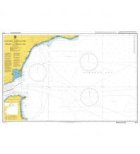 Seekarten British Admiralty Seekarte 3578 - Eastern Approaches to the Strait of Gibraltar 1:150.000 The UK Hydrographic Office