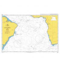 Seekarten British Admiralty Seekarte 4022 - South America to Africa 1:10.000.000 The UK Hydrographic Office