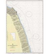 Seekarten Italienische Seekarte 35 - Dalla Foce del Tronto ad Ancona 1:100.000 Nautica Italiana