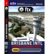 Abverkauf Sale FTX Brisbane International - Airport Scenery Pack Aerosoft GmbH