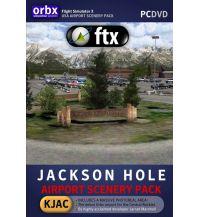 Abverkauf Sale FTX Jackson Hole - Airport Scenery Pack Aerosoft GmbH