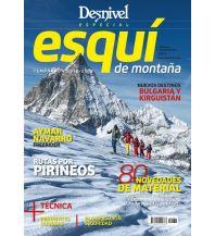 Skitourenführer Österreich Zeitschrift Desnivel especial Esquí de montaña, Nr. 401 Ediciones Desnivel