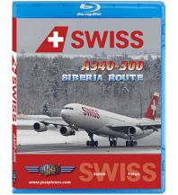 Filme Swiss A340-300 Siberia Route Just Planes Videos