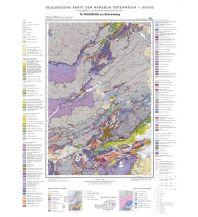Geologie und Mineralogie 75 Geologische Karte der Republik Österreich, Puchberg am Schneeberg 1:50.000 Geologische Bundesanstalt