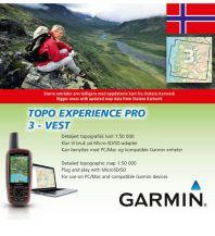 Abverkauf Sale Garmin Topo Norway Experience 3 - Vest - Auflage 2012 Garmin International Inc.
