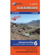 Wanderkarten Marokko OAC Adventurer Map 6, Oukaïmeden 1:25.000 Oxford Alpine Club
