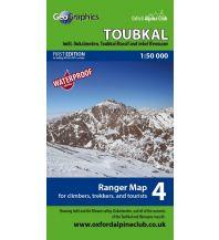 Wanderkarten Marokko OAC Ranger Map 4, Toubkal 1:50.000 Oxford Alpine Club