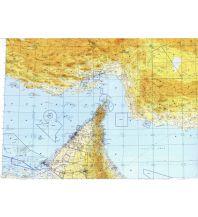 Ausbildung und Praxis TPC H-07-D Flugkarte - Iran United Arab Emirate 1:500.000 Defense Mapping Agency