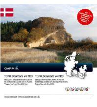 Outdoorkarten Topo Dänemark v4 PRO 1:25.000 Garmin International Inc.