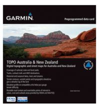 Outdoorkarten Garmin Topo Australien & Neuseeland Garmin International Inc.