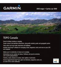 Outdoorkarten Garmin Topo Kanada 1:50.000 Garmin International Inc.