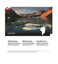 Wanderkarten Nord- und Mittelamerika Garmin Topo Grönland 1:50.000 - 1:250.000 Garmin International Inc.