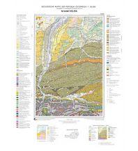 Geologie und Mineralogie Österreichische Geologische Karte 56, Sankt Pölten 1:50.000 Geologische Bundesanstalt