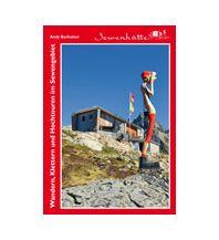 Wanderführer Wandern, Klettern und Hochtouren im Sewengebiet topo.verlag