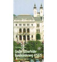 Weitwandern Großer Tullnerfelder Rundwanderweg 474/675 Österr.Alpenverein Sek.WW