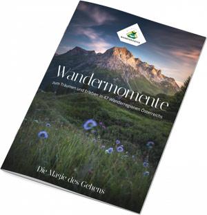Österreichs Wanderdörfer - Die Magie des Gehens - Katalog