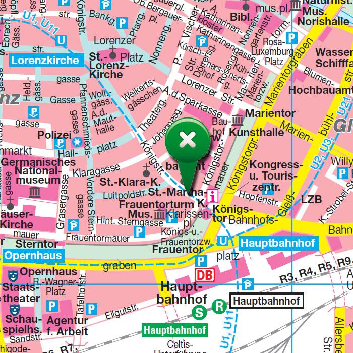 freytag & berndt Reisebuchhandlung Nürnberg